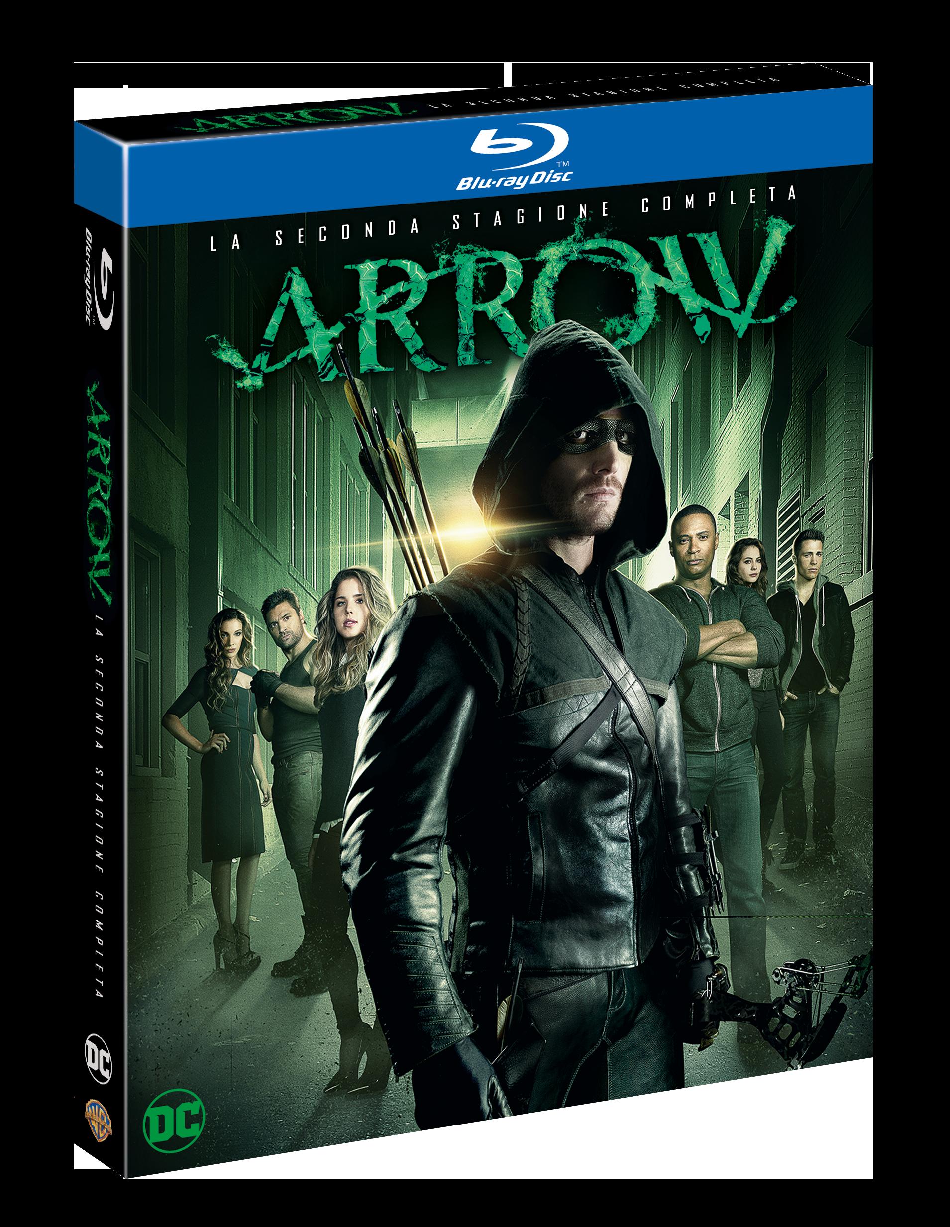 Arrow S2 bd sc 3d