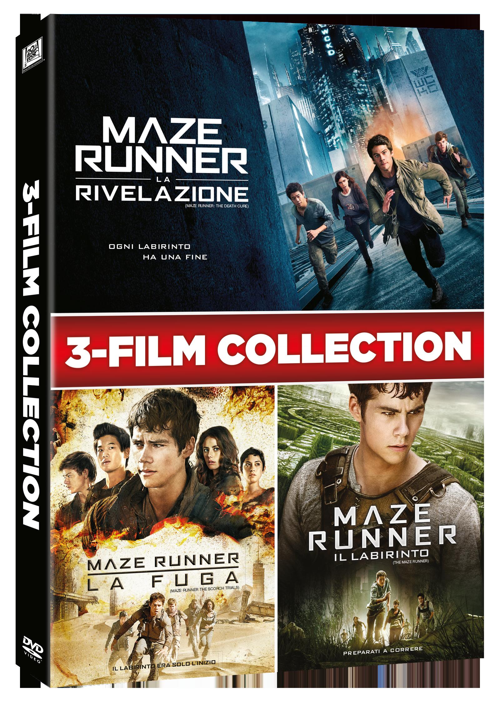MazeRunner_Unieuro_3Film_Pack_DVD