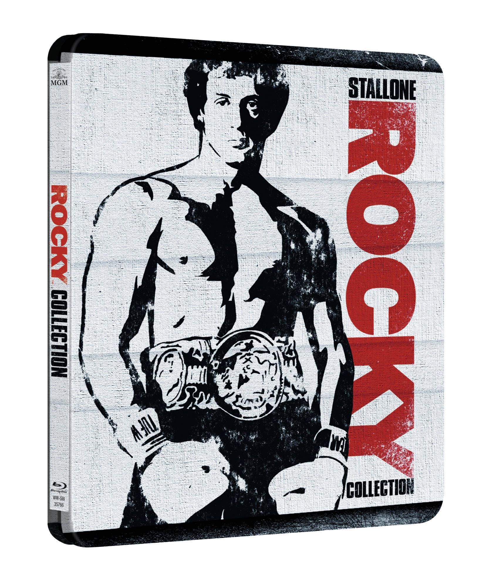 ROCKY COLLECTION 1-6 STEELBOOK FINAL 3D PACKSHOT - RGB